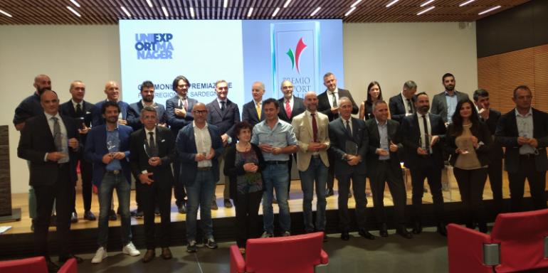 premio export italia cagliari